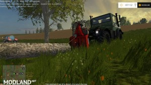 Forestry Winch - krpan winch v 1.0 BETA, 2 photo