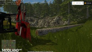 Functional Forestry Winch - krpan winch (beta) v 2.0 BETA, 4 photo