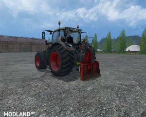 Functional Forestry Winch - krpan winch (beta) v 2.0 BETA, 5 photo