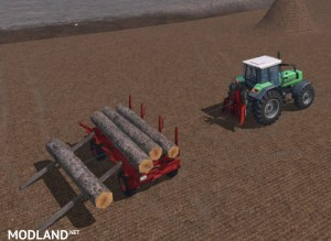 Functional Forestry Winch - krpan winch (beta) v 2.0 BETA, 6 photo
