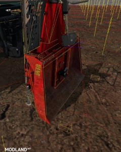 Functional Forestry Winch - krpan winch (beta) v 2.0 BETA, 7 photo