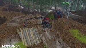Functional Forestry Winch - krpan winch (beta) v 2.0 BETA, 8 photo
