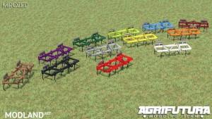 Garda 2.5 m v 2.0 Plough Colorable, 2 photo