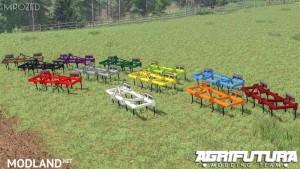 Garda 2.5 m v 2.0 Plough Colorable, 10 photo