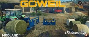 Goweil RBA - Round Bale Dissolver, 1 photo
