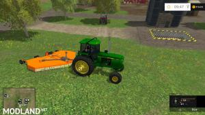 Land pride bush hog v 1.0, 3 photo