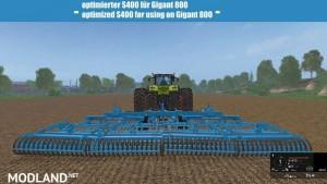 Lemken Gigant 800 carrier system v 1.0, 5 photo
