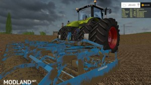 Lemken Kompaktor K-Series v 1.4, 16 photo