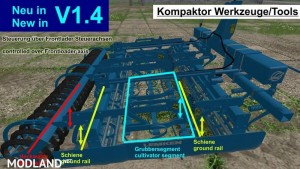 Lemken Kompaktor S-series v 2.0, 4 photo