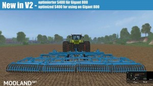 Lemken Kompaktor S-series v 2.0, 1 photo