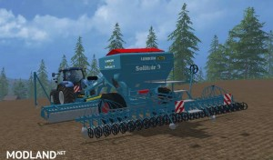 Lemken Solitair 9 - Direct Download image