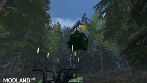 Mobile 800L diesel tank for the forest v 1.0, 5 photo