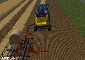 New Holland Roll Belt 150 ESPECIAL, 6 photo