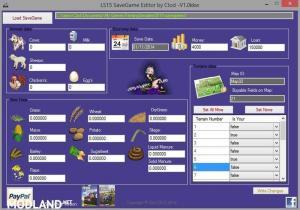 Save Game Editor Farming Simulator 2015, 1 photo