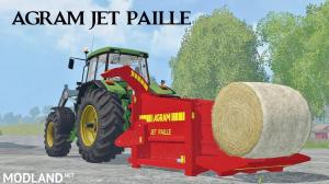 Straw Blower Agram Jet Paille v 3.0, 7 photo