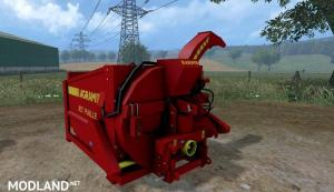 Straw Blower Agram Jet Paille v 3.0, 3 photo