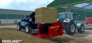 Straw Blower Agram Jet Paille v 3.0, 6 photo