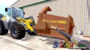 Straw Blower Agram Jet Paille v 3.0, 5 photo