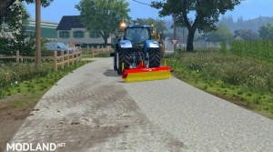 Sweeper RABAUD and Sign Slippery v 2.0, 12 photo