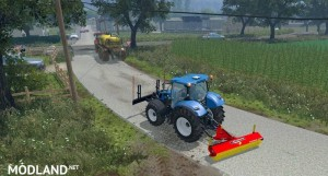 Sweeper RABAUD and Sign Slippery v 2.0, 13 photo