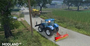 Sweeper RABAUD and Sign Slippery v 2.0, 14 photo