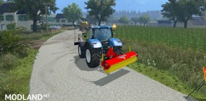 Sweeper RABAUD and Sign Slippery v 2.0, 15 photo