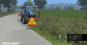 Sweeper RABAUD and Sign Slippery v 2.0, 16 photo