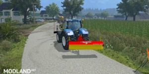 Sweeper RABAUD and Sign Slippery v 2.0, 17 photo