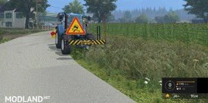 Sweeper RABAUD and Sign Slippery v 2.0, 18 photo