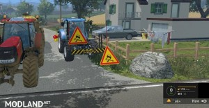 Sweeper RABAUD and Sign Slippery v 2.0, 19 photo