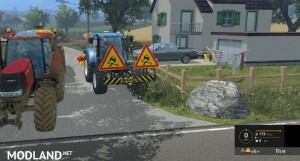 Sweeper RABAUD and Sign Slippery v 2.0, 20 photo
