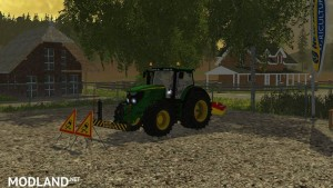 Sweeper RABAUD and Sign Slippery v 2.0, 22 photo
