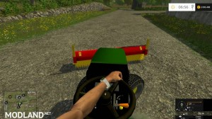 Sweeper RABAUD and Sign Slippery v 2.0, 23 photo