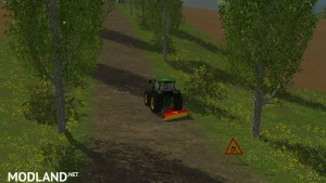Sweeper RABAUD and Sign Slippery v 2.0, 25 photo
