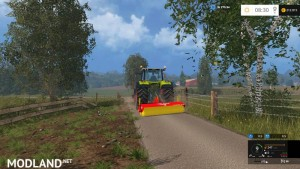 Sweeper RABAUD and Sign Slippery v 2.0, 26 photo
