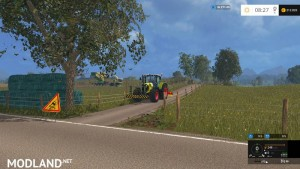 Sweeper RABAUD and Sign Slippery v 2.0, 27 photo