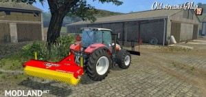 Sweeper RABAUD and Sign Slippery v 2.0, 7 photo
