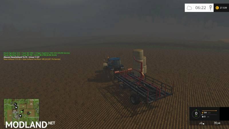 скачать мод инспектор для Farming Simulator 2017 - фото 3