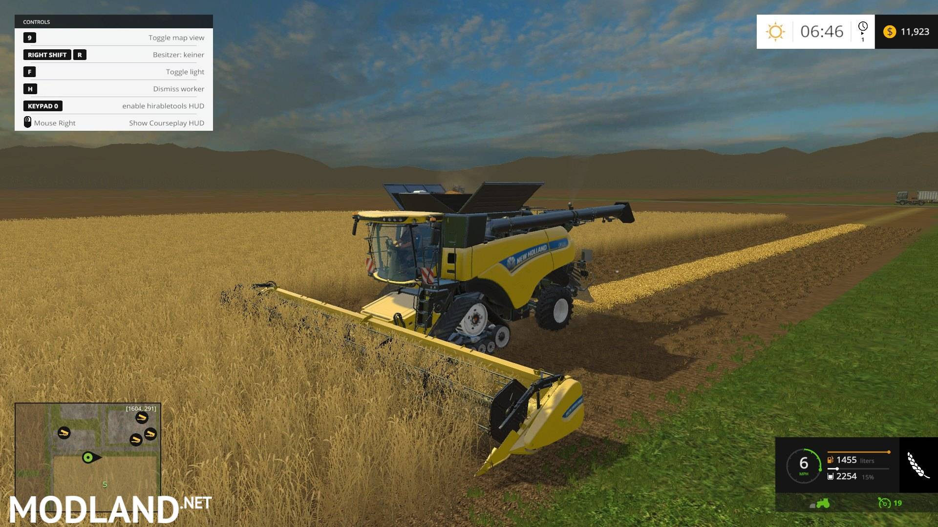 New World Map Mod For Farming Simulator 2015 15 Fs Ls