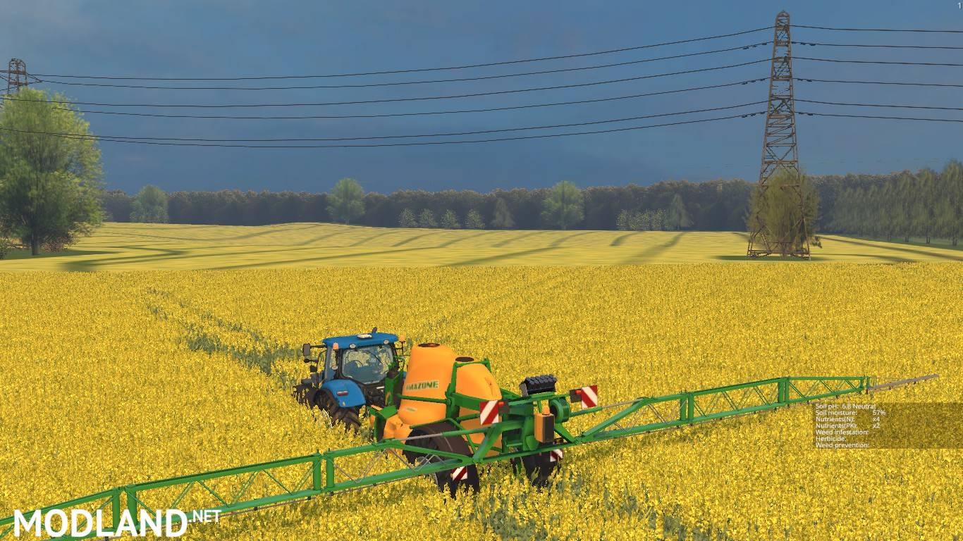 LA CAMPAGNE AGRICOLE V2 FS17 GRATUITEMENT