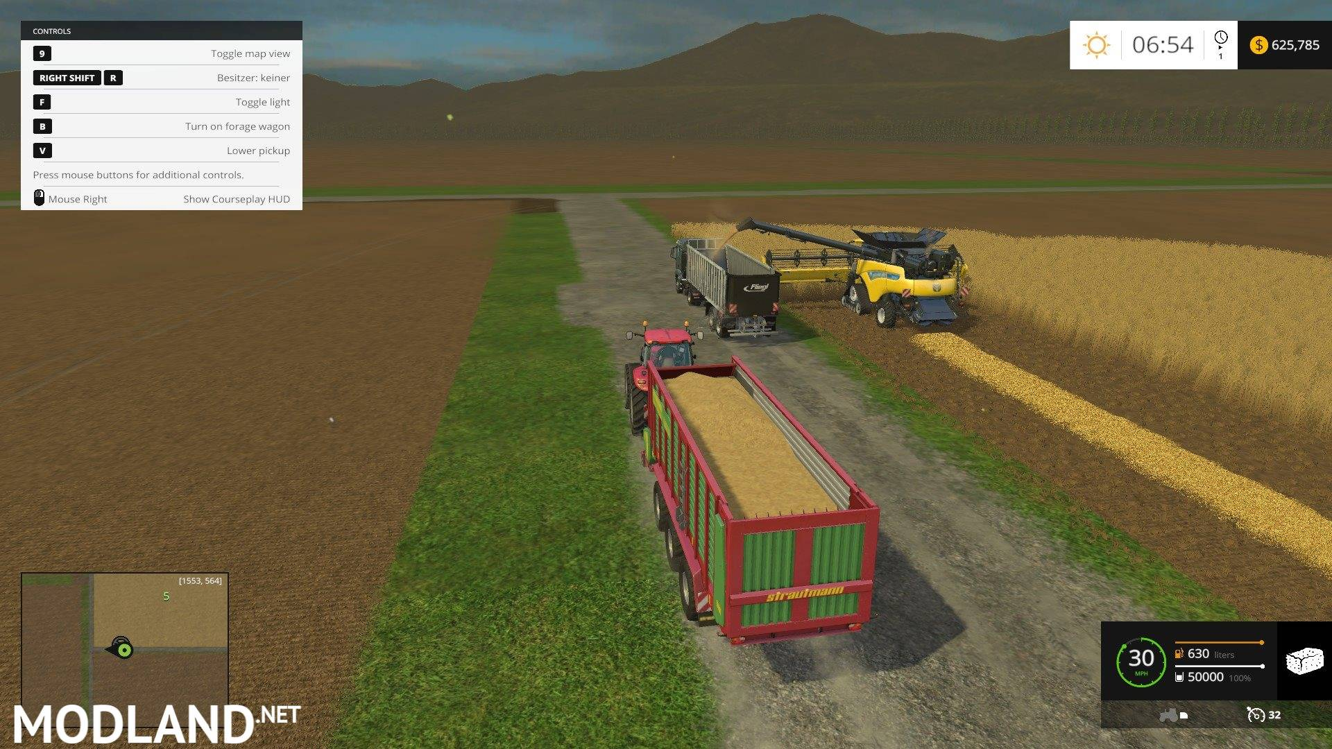 New world map mod for farming simulator 2015 15 fs ls 2015 mod