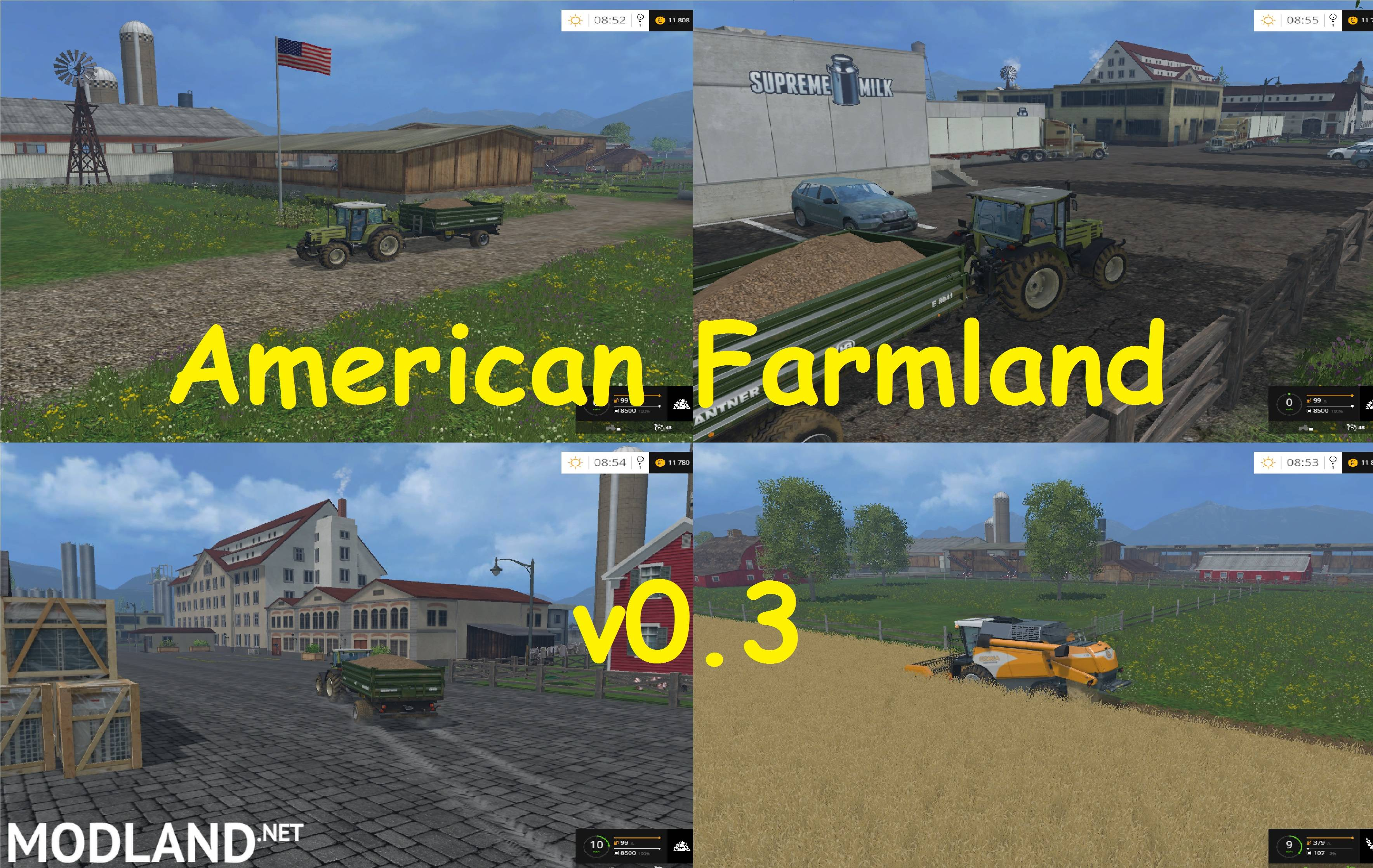 Farming Lady: Category: FS17 Maps Farming Simulator 17 mods