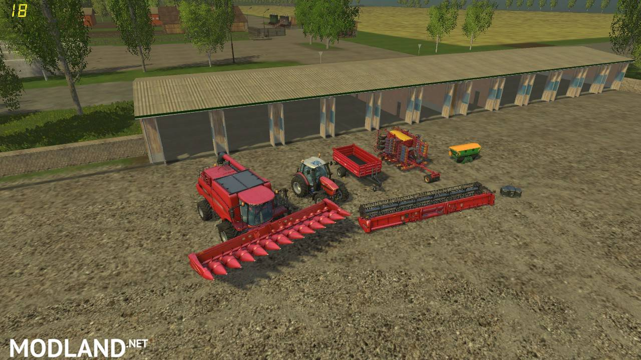 Hobbs Farm Map v 30 mod for Farming Simulator 2015 15 FS LS