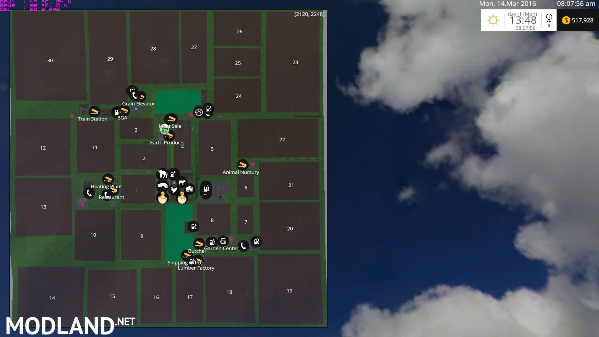 canadian prairies ultimate v 1 1 mod for farming simulator 2015