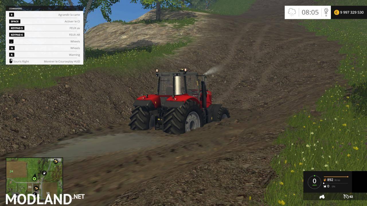 Скачать мод на farming simulator