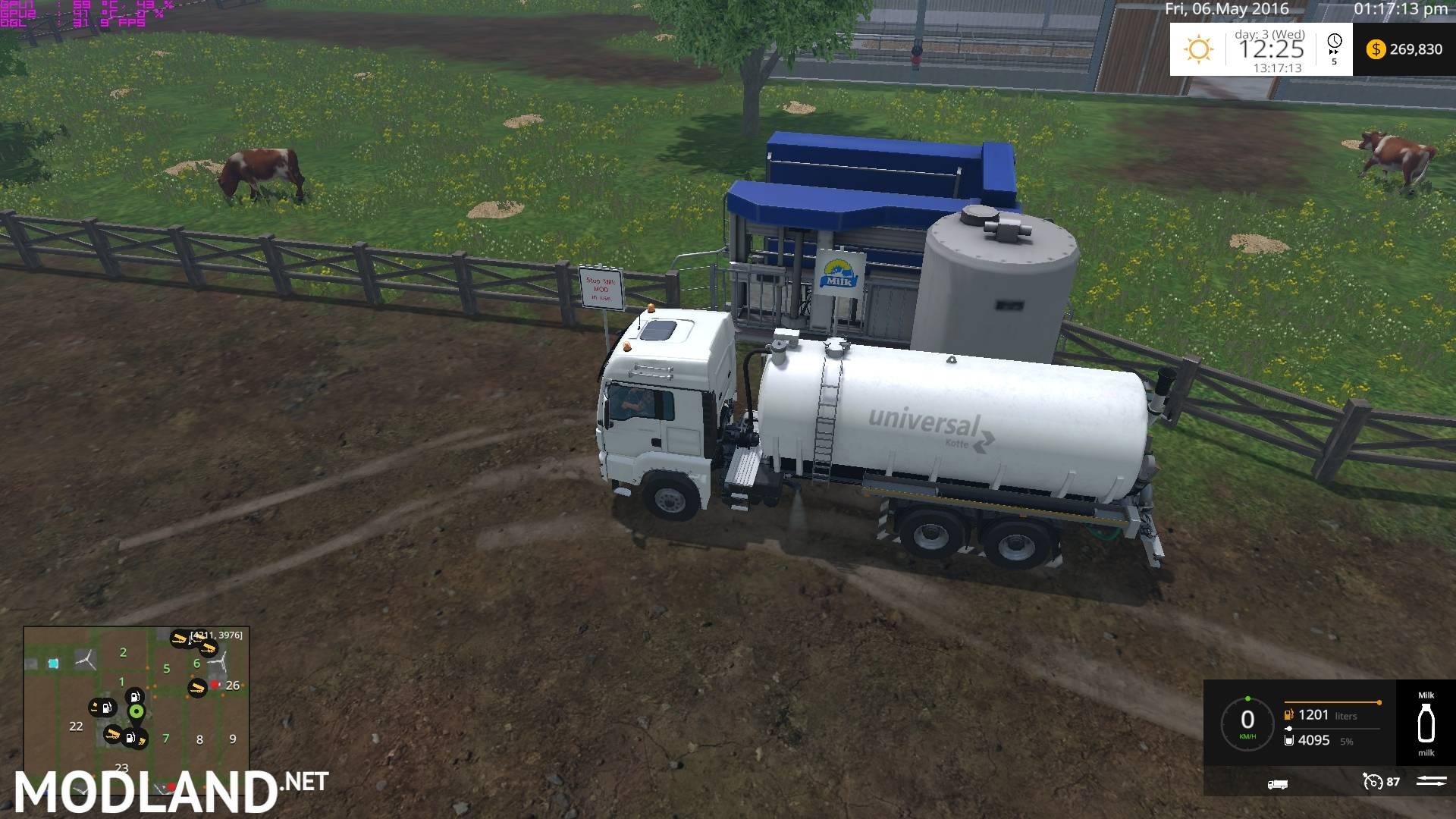 Canadian Prairies Map 91 SoilMod mod for Farming Simulator 2015