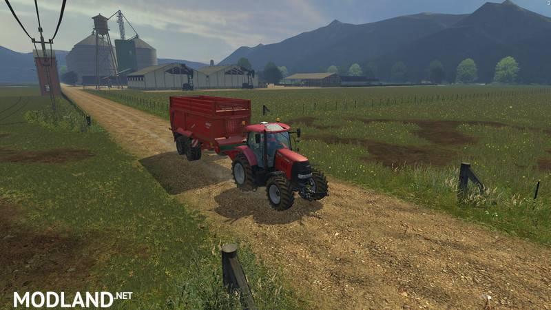Big European Map v 20 mod for Farming Simulator 2015 15 FS