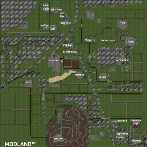 bioland map v 1 2 mod for farming simulator 2015 15 fs ls 2015 mod. Black Bedroom Furniture Sets. Home Design Ideas