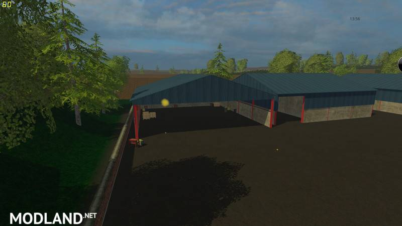 Forest of Dean Map v 13 MP mod for Farming Simulator 2015  15