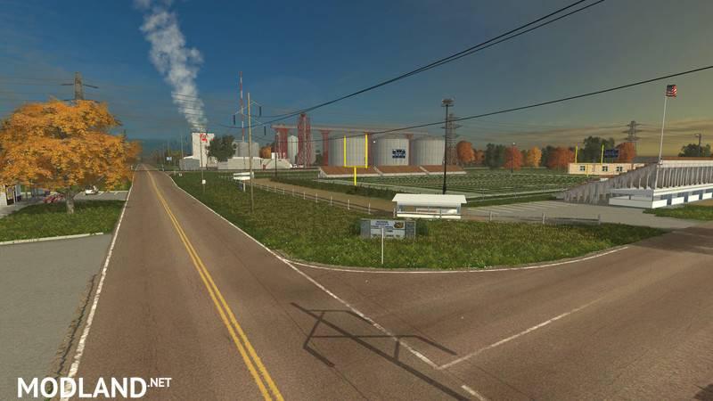 FS15 County Line v 11 mod for Farming Simulator 2015 15 FS LS